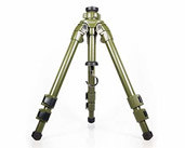 PIG0311-GS-(SHORT)-Field-Shooting-Tripod,-OD-Green